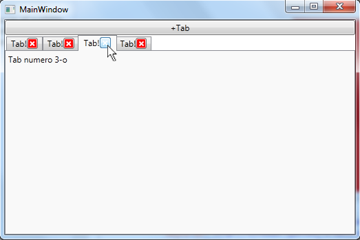 Closeable tabs in wpf made easy for Wpf tabcontrol template