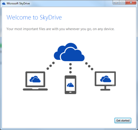WelcomeToSkyDrive