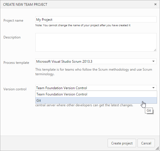 Visual Studio Online and SourceTree | adamprescott net