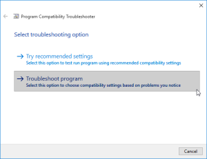 3 troubleshoot-program
